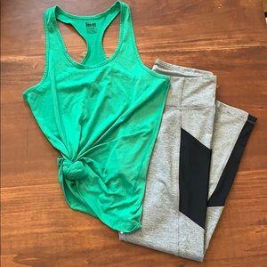 Nike Dry-Fit Green Tank